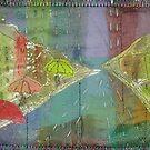 Rain soaked  streets by Liz Plummer