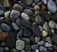 Pebbles by WatscapePhoto