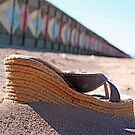 Sand-wedge by Andy Martin