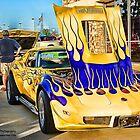 """Wild One"" Chevy Corvette by Dyle Warren"