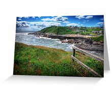 Collieston Greeting Card