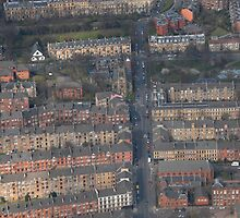 Glasgow Tenements by JamesTH