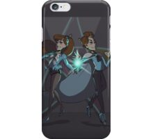 Reverse Pines iPhone Case/Skin