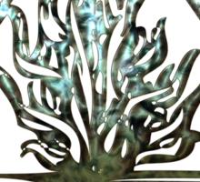 THE FIRE OF BEHEMOTH - shiny water Sticker