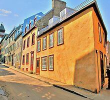 Québec City by Tim Yuan