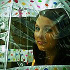 Girl with Umbrella by thisismesmiling