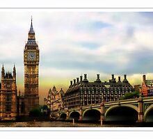 Love London by imageiamphoto