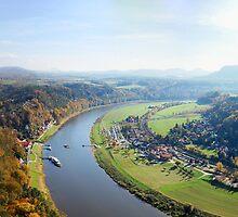 Saxon Swiss Panaroma, Saxony by Senthil Nath G T