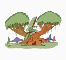insect tree Kids Clothes