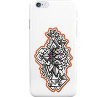 Design 040s1 - by Kit Clock iPhone Case/Skin