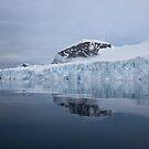 Deville Glacier by David Burren