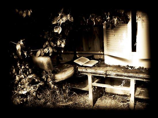 A Hidden Place by dimarie