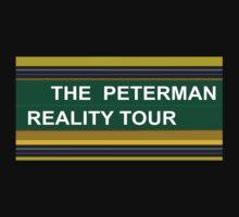 Peterman Reality Bus Tour Seinfeld Kramer by movieshirtguy