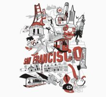 City Tee SF by ninjaforhire