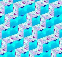 Blue Ice by Julie Shortridge