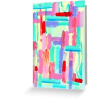 COLOR ME BABE Greeting Card