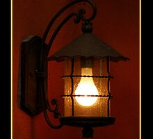 Light Is Good From Whatever Lamp It Shines by artisandelimage