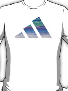 Cloudidas adidas  T-Shirt