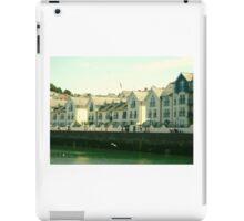 Brixham harbour iPad Case/Skin