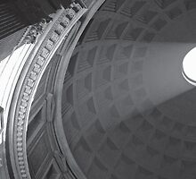 The Pantheon, Rome II by Remine