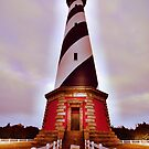 welcome to my lighthouse by digidreamgrafix