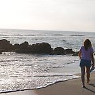 Likes Walks on the Beach by Shelby  Stalnaker Bortone