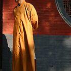 Shaolin Monk by Mark Bolton