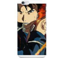 Roy Mustang iPhone Case/Skin