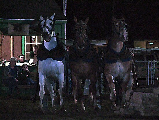 The Night Pull No. 3 by RC deWinter