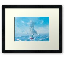 Fresh Air by the Sea (50 only!) Framed Print