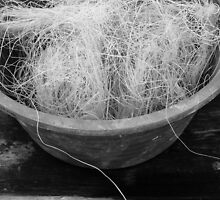 Bowl of Twine 1 by Skip Hunt