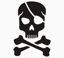 Pirate skull by Designzz