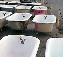 Mickey Mouse Bathtubs by CarolM