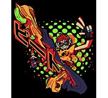BEAT THIS!! JET SET RADIO Photographic Print