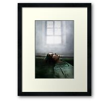 Last night in my dreams Framed Print