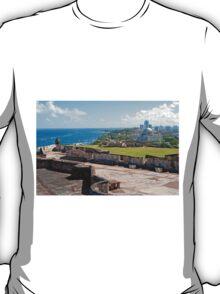 Old San Juan. T-Shirt