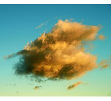 Cloud of Hope Photographic Print