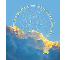 Create Your Own Constellation (Stars Align) Photographic Print