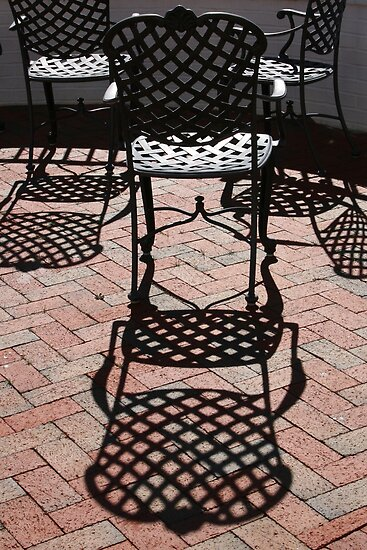 Shadow Weaving by Patricia Montgomery