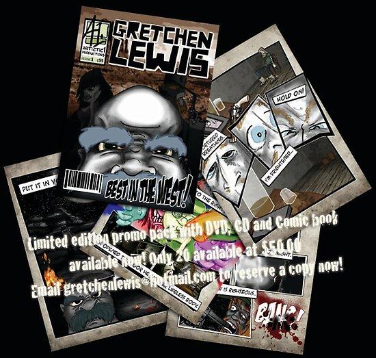 Comic Book Promo by JasonNehill