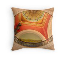 The Grand Dome - Queen Victoria Building , Sydney - TheHDR Experience Throw Pillow