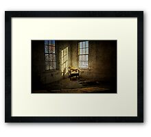 Oh What A Lonely Boy Framed Print