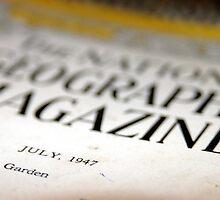National Geographic July 1947 © Vicki Ferrari Photography by Vicki Ferrari