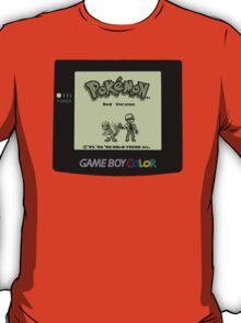 Retro Red T-Shirt