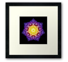 35 EXPAND ~ I am Prosperous Framed Print