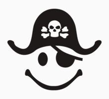 Smiley Pirate Kids Clothes