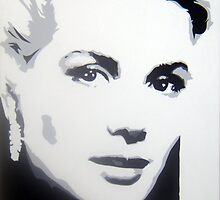Grace Kelly by Michael James Toomy