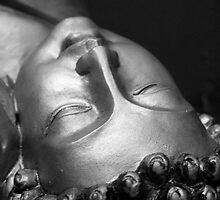 reclining buddha by Phoenix-Appeal