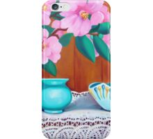 Camelia still life 2 iPhone Case/Skin