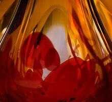 Glass abstract by dominiquelandau
